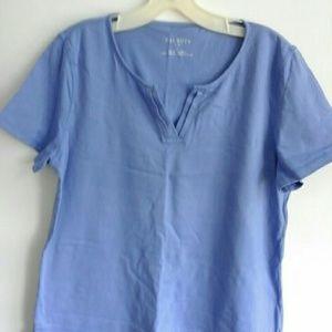 Women's cotton top.